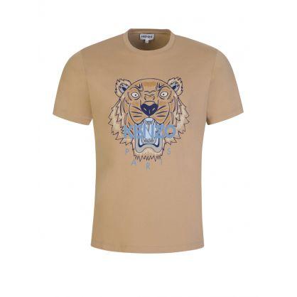 Beige Classic Tiger T-Shirt