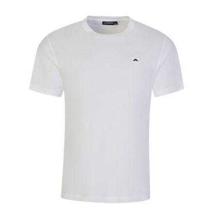 White Jordan Logo T-Shirt