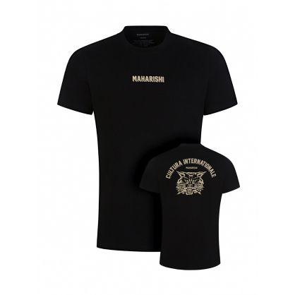 Black Cultura Internationale Logo T-Shirt