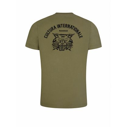 Green Cultura Internationale Logo T-Shirt