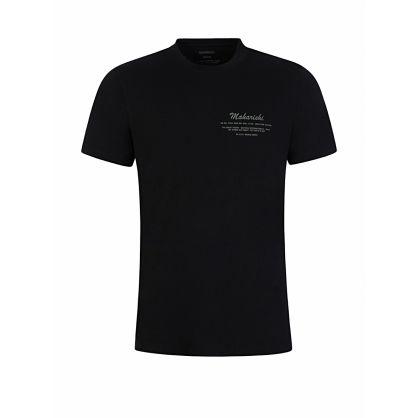 Black Jeep Print T-Shirt