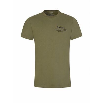 Green Jeep Print T-Shirt