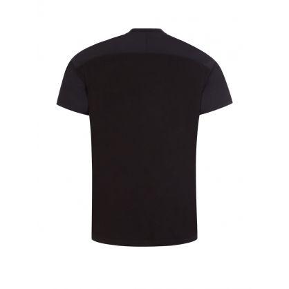Black Riverine 2.0 Tech T-Shirt