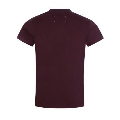 Bordeaux Red T-Shirt