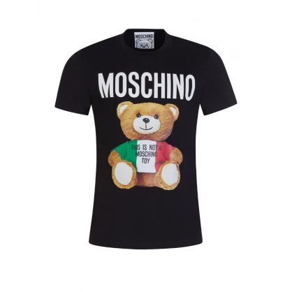 Black Italian Teddy Bear T-Shirt