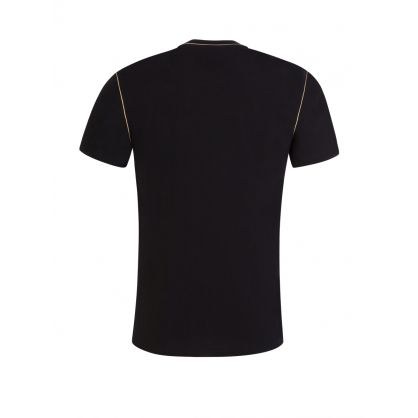 Black Couture Milano Logo T-Shirt