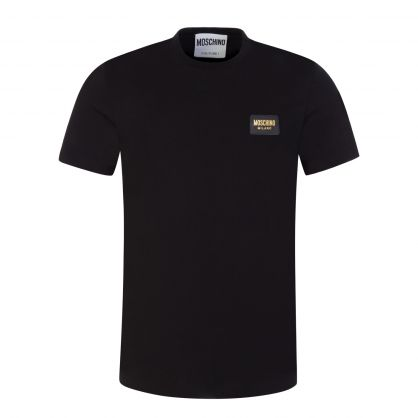 Black Metal Logo T-Shirt