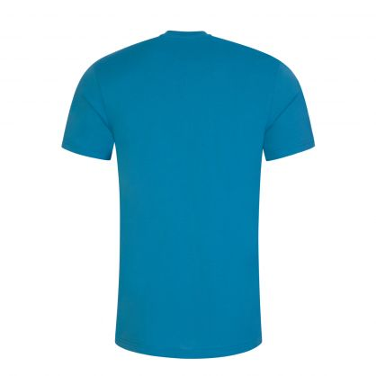Blue Symbol Logo T-Shirt