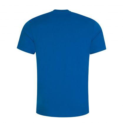 Couture Blue Logo T-Shirt