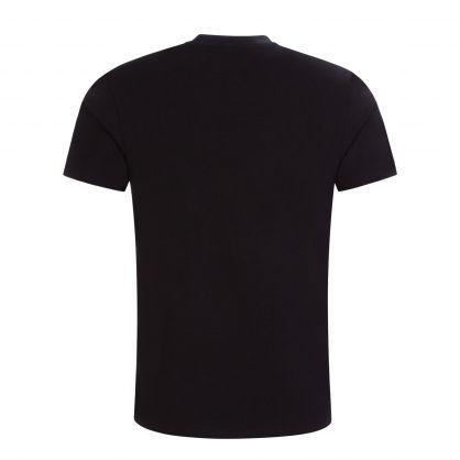 Black Underwear Teddy Tape T-Shirt