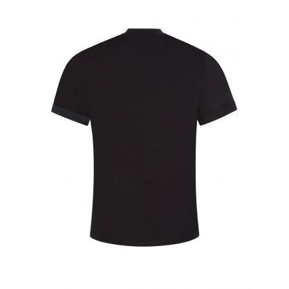 Black Heavyweight Hercules T-Shirt