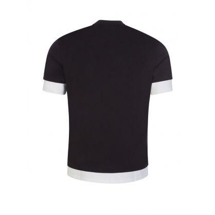 "Black Minimalist ""Ready Styled"" T-Shirt"