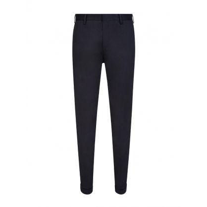 Navy Gentleman's Trousers