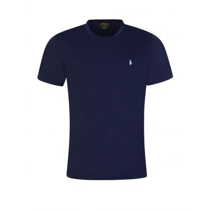 Navy Sleep T-Shirt