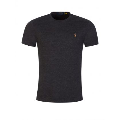 Black Soft Touch Pima T-Shirt