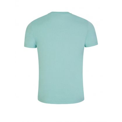Custom Slim Fit Green T-Shirt