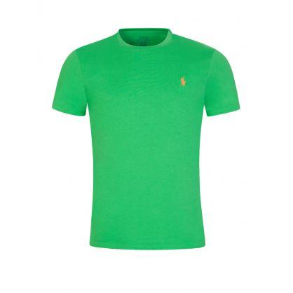 Green Jersey T-Shirt