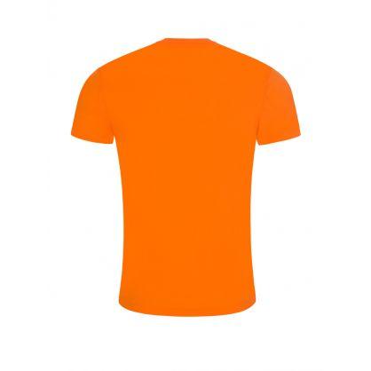 Orange Jersey T-Shirt