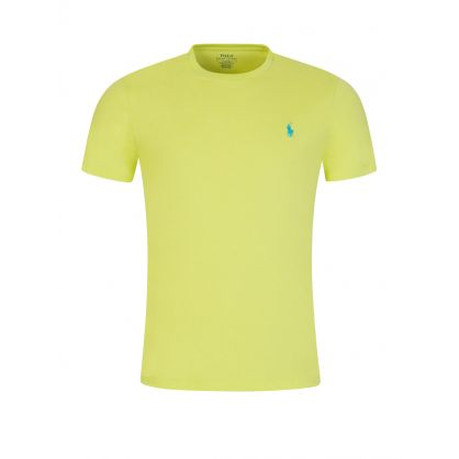 Green Jersey Basic T-Shirt