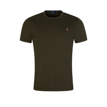 Green Pima Soft T-Shirt