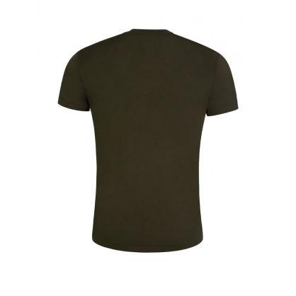 Green Pima Soft T-Shirt