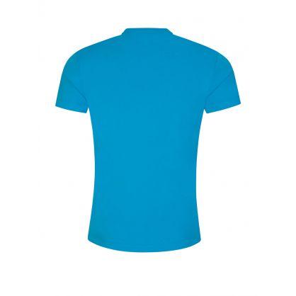 Bright Blue Jersey T-Shirt
