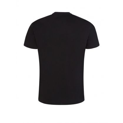 Black Polo Jersey T-Shirt