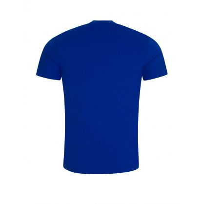Blue Marina Polo Bear Jersey T-Shirt
