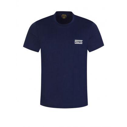 Navy RL Loungewear T-Shirt