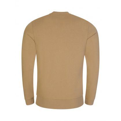 Beige Lounge Jersey T-Shirt