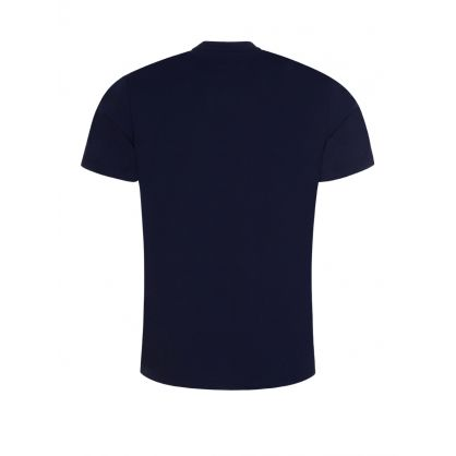 Navy Logo Lounge T-Shirt