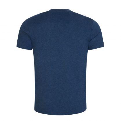 Mid Blue Pima T-Shirt