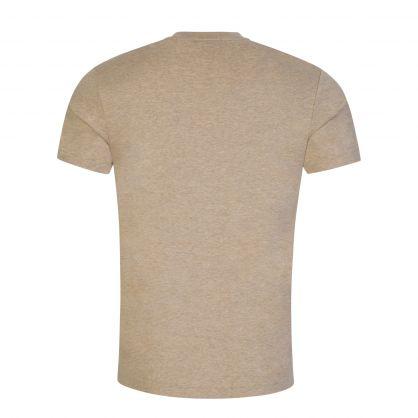 Beige Pima T-Shirt