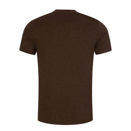 Brown Pima T-Shirt