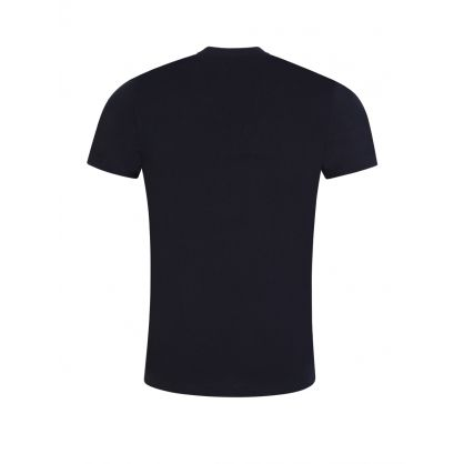 Navy Skeleton Hand T-Shirt