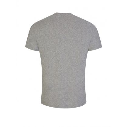 Grey Polo Sport T-Shirt
