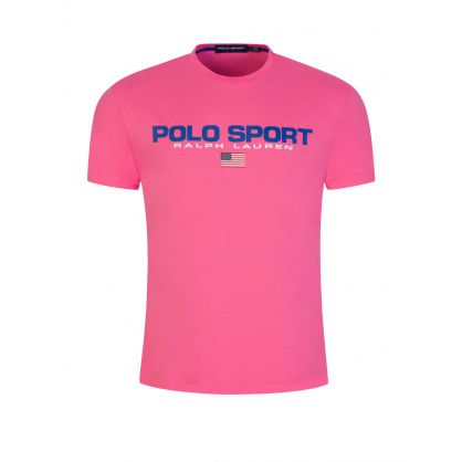 Polo Sport Pink T-Shirt