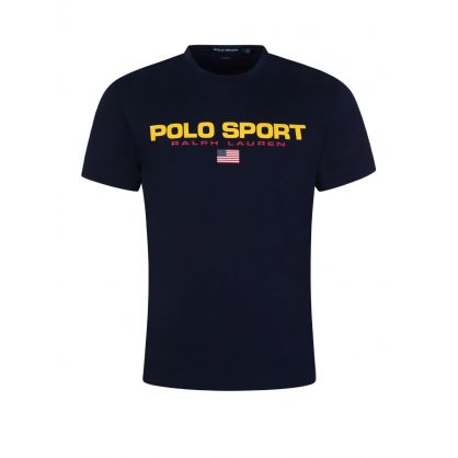 Polo Sport Navy T-Shirt