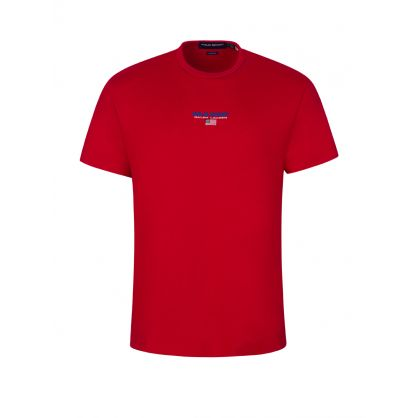 Red POLO Sport Jersey T-Shirt