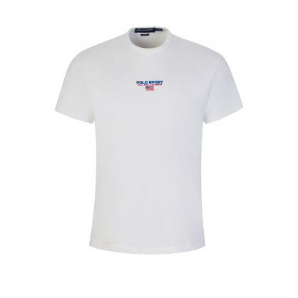 White POLO Sport T-Shirt