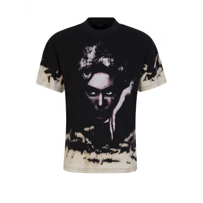 Black Spirit Face T-Shirt
