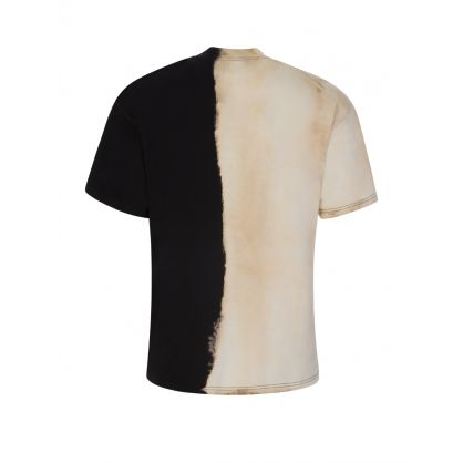 Black/Off-White Spirit & Speed T-Shirt