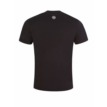 Black Thread Institutional Logo T-Shirt