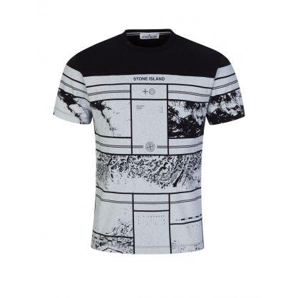 Black Mural T-Shirt
