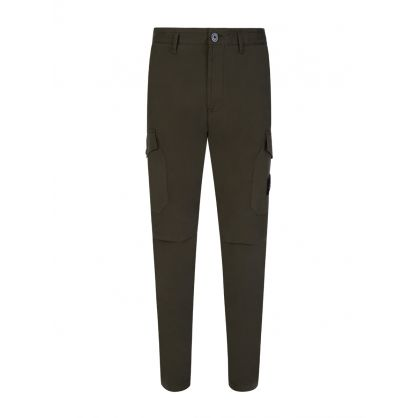 Green Combat Trousers