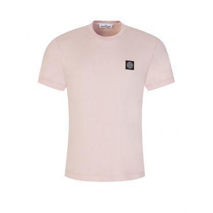 Pink Compass Logo T-Shirt
