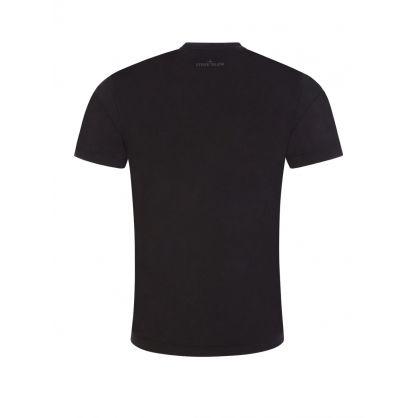 Black 'Block One' T-Shirt