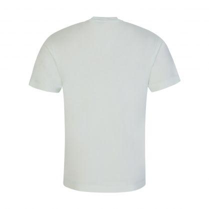 Light Green Dyed Cotton T-Shirt