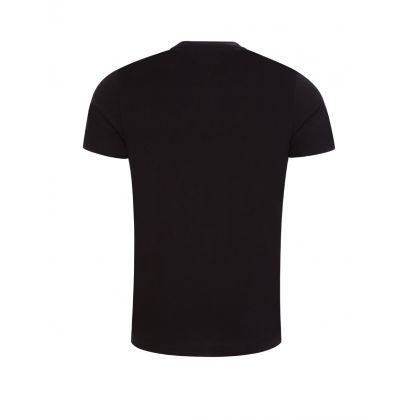 Black/Black Global Stripe T-Shirt