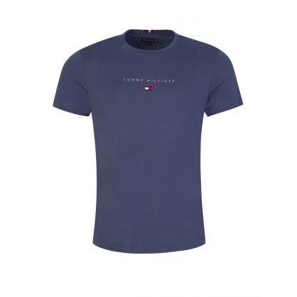 Indigo Essential Logo T-Shirt